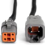 4針腳大Deutsch DTPXX-4連接器引線(TA205)