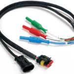 3針腳ACS連接器引線(TA267)