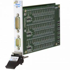 PXI 高精度程控電阻 40-260-001 90~8k歐姆 3通道