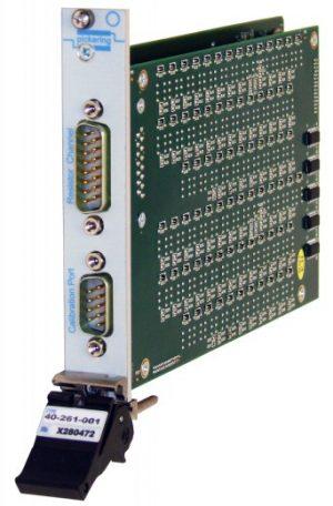 PXI 高精度程控電阻 40-261-001 1.5~2.9K歐姆 2通道