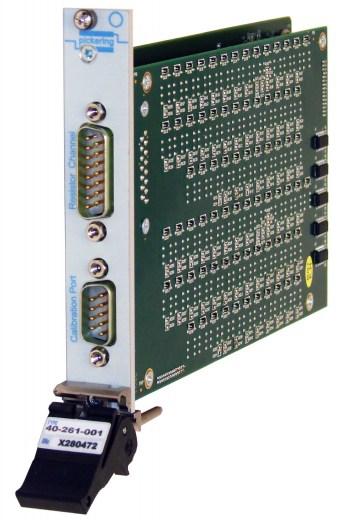 PXI 高精度程控電阻 40-261-002 10~36K歐姆 2通道