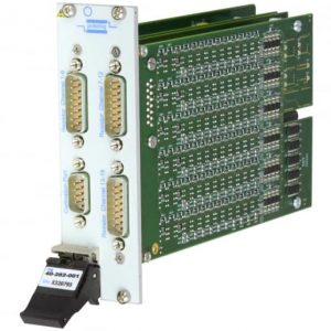 PXI RTD仿真器模塊 40-262-001 90~250歐姆 18通道