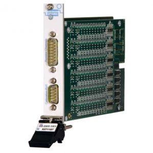 PXI RTD仿真器模塊 40-262-101 90~250歐姆 6通道