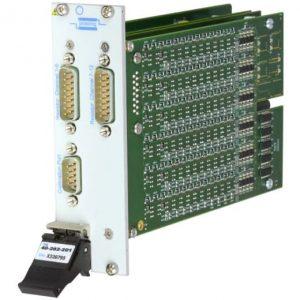 PXI RTD仿真器模塊 40-262-202 900~2500歐姆 12通道