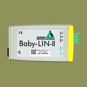 Baby-LIN-II (LIN總線模擬測試工具)