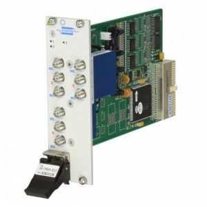 PXI三重微波SPDT雙擲開關40-780A-753 2.5GHz75歐姆1.6/5.6
