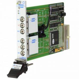 PXI雙微波SPDT雙擲開關40-780A-752 2.5GHz75歐姆1.6/5.6