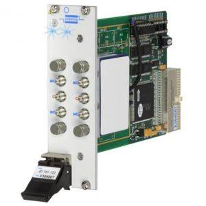 PXI雙微波SPDT雙擲開關40-781-122 18GHz50歐姆SMA-外部終端