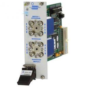 PXI雙微波轉換開關40-782A-552 50GHz 50歐姆SMA-2.4