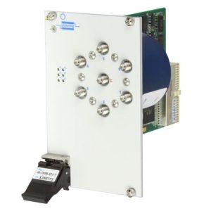 PXI單SP6T微波多路復用器40-785B-561-T 3GHz50歐姆N型 端接
