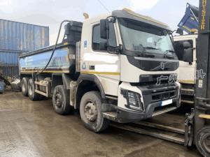 Volvo FMX V4 Euro 6 燃油壓力故障診斷