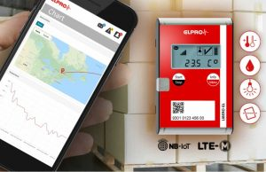 LIBERO G行動物聯網:即時溫度記錄儀和即時位置