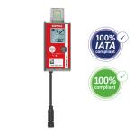 LIBERO CE 藍牙無線PDF溫度記錄器(802279)