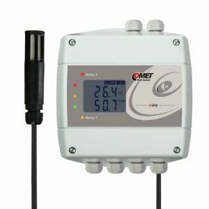 帶乙太網接口和繼電器的溫濕度計(H3531)