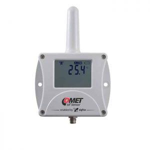 無線物聯網溫度計-含外部探頭(W0811)