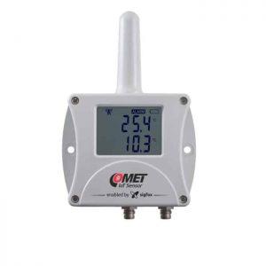 無線物聯網溫度計-含2個外部探頭(W0832)