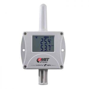 無線溫濕度計(W3810)