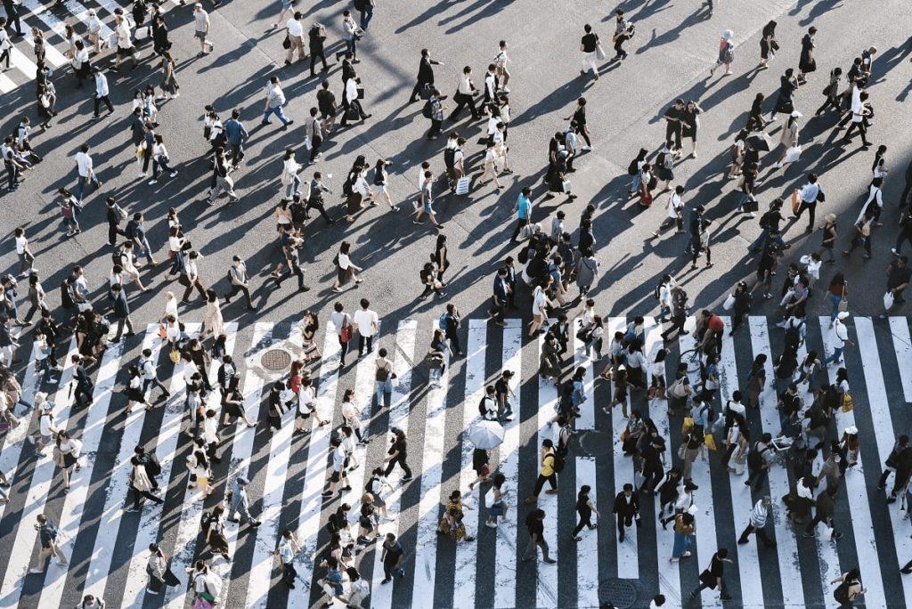 以人為中心的城市交通