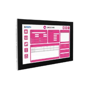 HMI50-TF帶有UNIQO 的四核 ARM CORTEX-A9 處理器的操作面板
