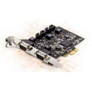 PCAN-PCIe FD (單通道/雙通道/4通道 CAN FD轉PCIe轉接卡)