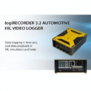 logiRECORDER (汽車影片數據記錄儀)