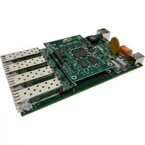 SMARTzynq Brick (HSR / PRP / PTP / GbE 即插即用的網路解決方案)