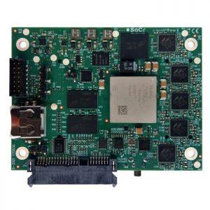 SMARTmpsoc模組 (用於時間感知網路的Zynq Ultrascale+ SoM)