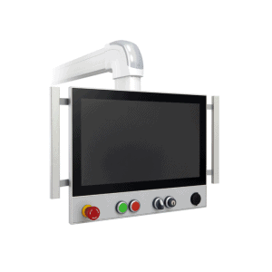 VK3500-BA配備INTEL® KABY LAKE™ U平台的ARM MOUNTING無風扇IPC