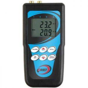 手持式溫濕度氣壓計