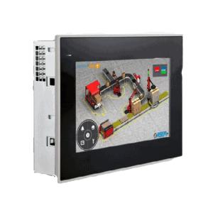 HMI30帶有 ARM CORTEX-A8 處理器的操作面板,具有PREMIUM HMI 的各種顯示和界面