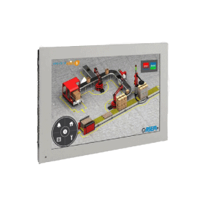 HMI35-TFM具有PREMIUM HMI 的雙核 ARM CORTEX-A9 處理器的入門級操作面板