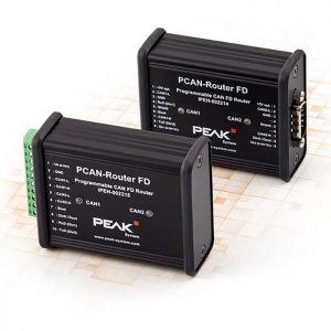PCAN-Router FD (雙通道CAN FD路由器)