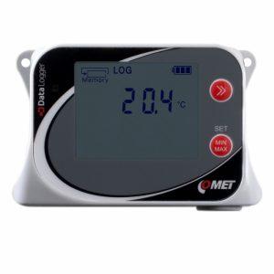 內置傳感器溫度記錄儀(U0110)