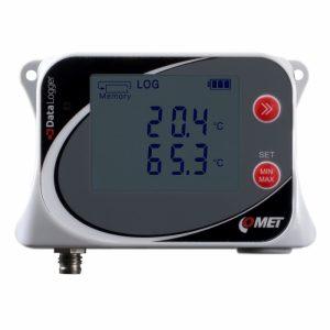 1個外部 Pt1000 探頭溫度記錄儀(U0111)