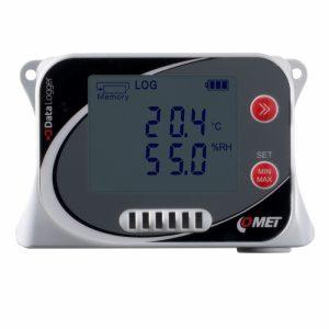 內置傳感器溫濕度記錄儀(U3120)