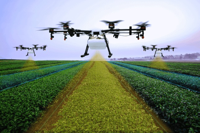 激光雷達農業應用