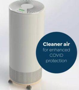 ap360空氣清淨機幫助控制新型冠狀病毒(COVID-19)