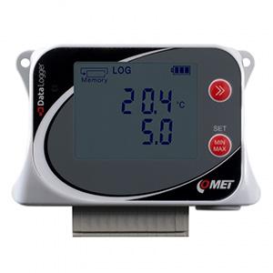 電壓記錄儀- 2 個 0-10V 電壓輸入和 2 個外部溫度探頭(U0541)