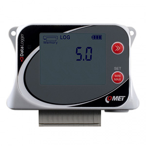 電壓記錄儀- 3 個電壓輸入 0-10V 和 1 個兩態輸入(U5841)