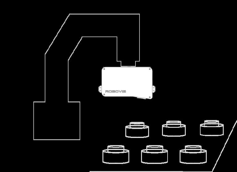 機器視覺系統robopicker點雲SI