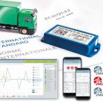 首款根據 IEC 標準監控貨物運輸的數據記錄器